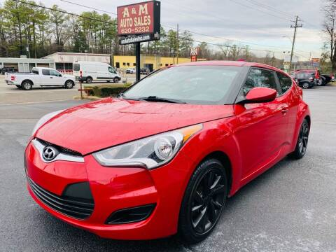 2016 Hyundai Veloster for sale at A & M Auto Sales, Inc in Alabaster AL