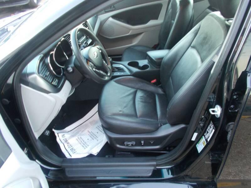 2013 Kia Optima LX 4dr Sedan - Keyport NJ
