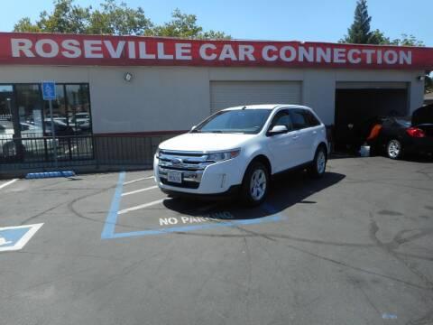 2014 Ford Edge for sale at ROSEVILLE CAR CONNECTION in Roseville CA