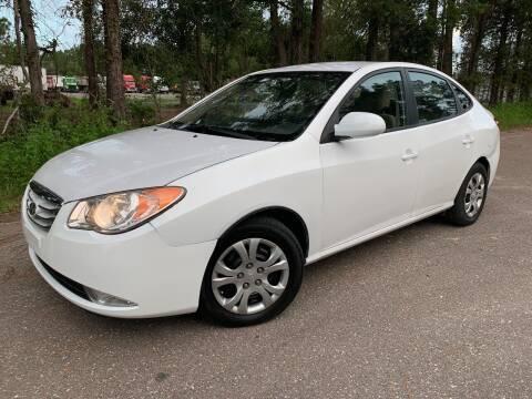 2010 Hyundai Elantra for sale at Next Autogas Auto Sales in Jacksonville FL