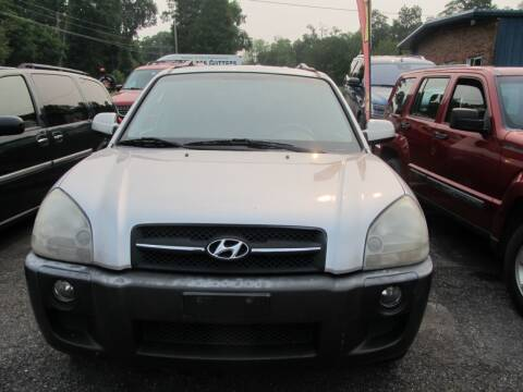 2006 Hyundai Tucson for sale at Mid - Way Auto Sales INC in Montgomery NY