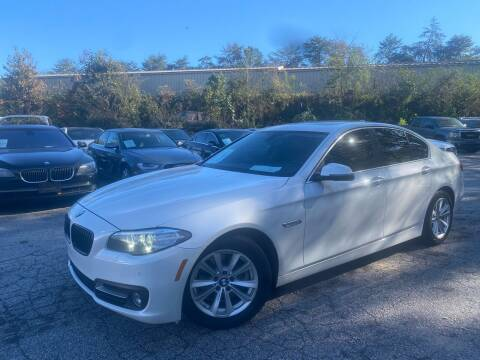 2016 BMW 5 Series for sale at Car Online in Roswell GA