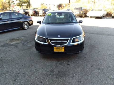2008 Saab 9-5 for sale at JMV Inc. in Bergenfield NJ