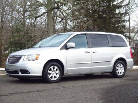 2012 Chrysler Town and Country for sale at M2 Auto Group Llc. EAST BRUNSWICK in East Brunswick NJ