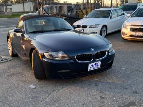 2008 BMW Z4 for sale at KAS Auto Sales in Sacramento CA
