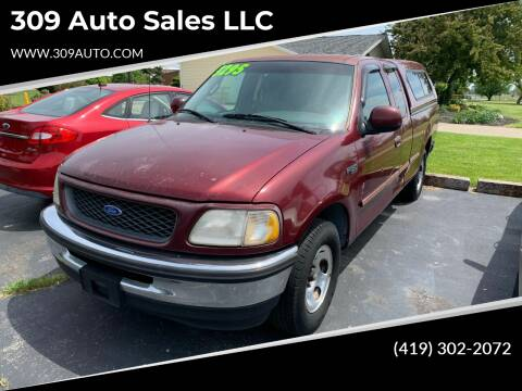 1997 Ford F-150 for sale at 309 Auto Sales LLC in Harrod OH