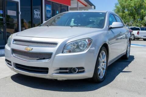 2012 Chevrolet Malibu for sale at Phantom Motors in Livermore CA