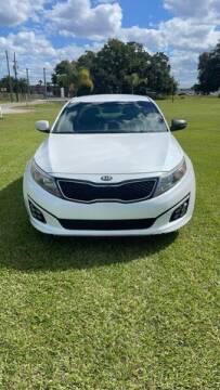 2014 Kia Optima for sale at AM Auto Sales in Orlando FL