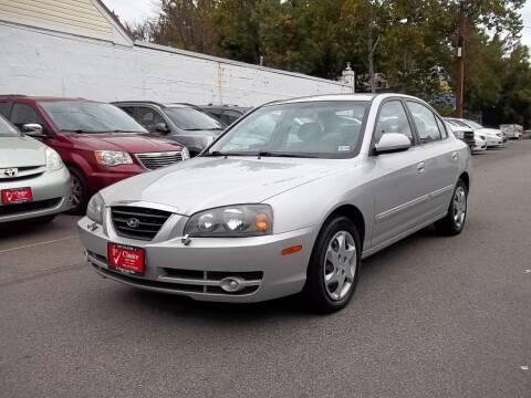 2005 Hyundai Elantra for sale at 1st Choice Auto Sales in Fairfax VA