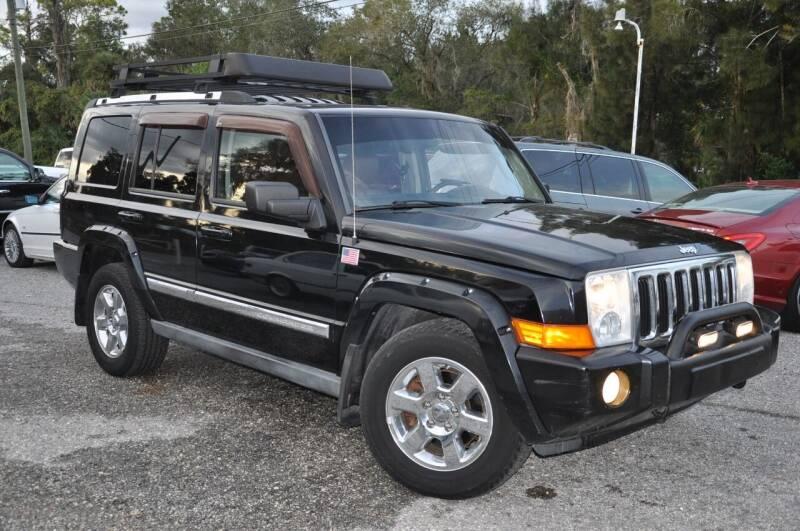 2006 Jeep Commander for sale at Elite Motorcar, LLC in Deland FL