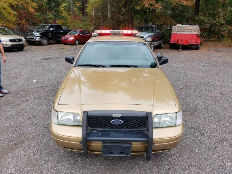 2005 Ford Crown Victoria for sale at 1st Priority Autos in Middleborough MA