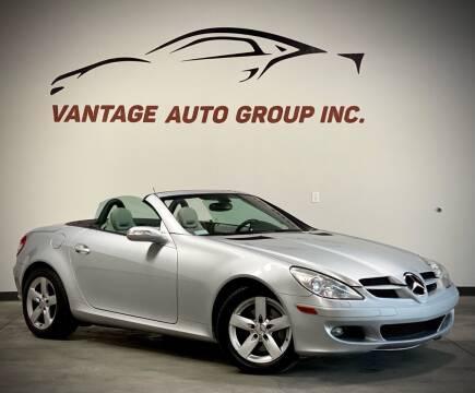 2006 Mercedes-Benz SLK for sale at Vantage Auto Group Inc in Fresno CA