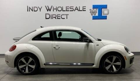 2014 Volkswagen Beetle for sale at Indy Wholesale Direct in Carmel IN