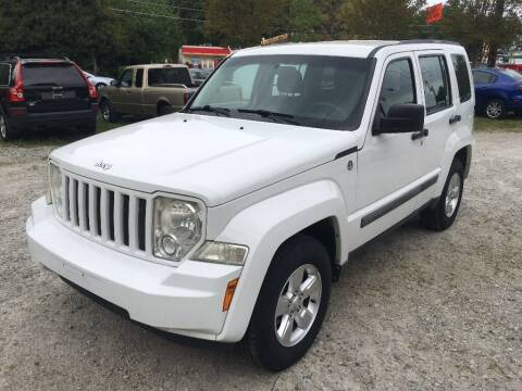 2011 Jeep Liberty for sale at Deme Motors in Raleigh NC