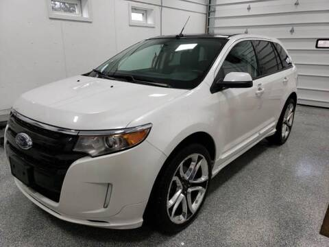 2012 Ford Edge for sale at KLC AUTO SALES in Agawam MA