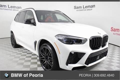 2022 BMW X5 M for sale at BMW of Peoria in Peoria IL