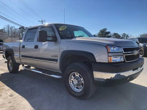2006 Chevrolet Silverado 2500HD for sale at Mega Autosports in Chesapeake VA