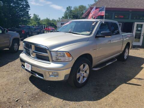 2009 Dodge Ram Pickup 1500 for sale at Winner's Circle Auto Sales in Tilton NH