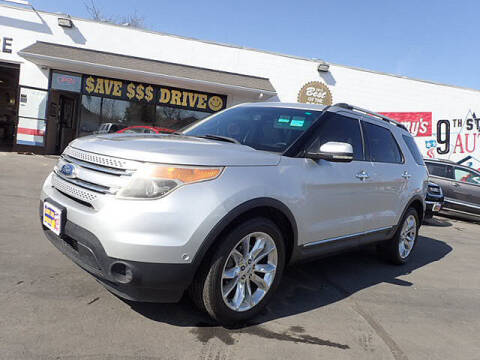 2012 Ford Explorer for sale at Tommy's 9th Street Auto Sales in Walla Walla WA
