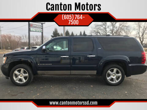 2007 Chevrolet Suburban for sale at Canton Motors in Canton SD