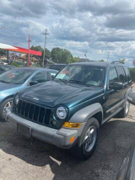 2005 Jeep Liberty for sale at Big Bills in Milwaukee WI