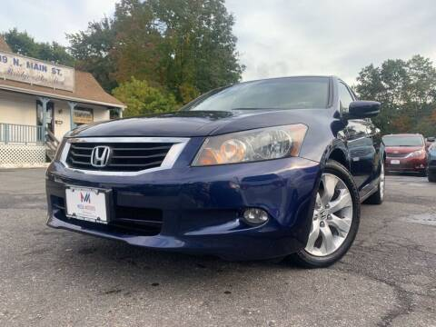 2009 Honda Accord for sale at Mega Motors in West Bridgewater MA