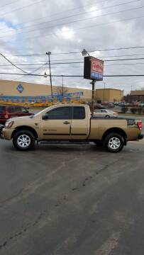 2004 Nissan Titan for sale at Country Auto Sales in Boardman OH