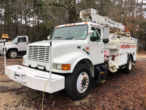 2002 International 4700 for sale at M & W MOTOR COMPANY in Hope AR