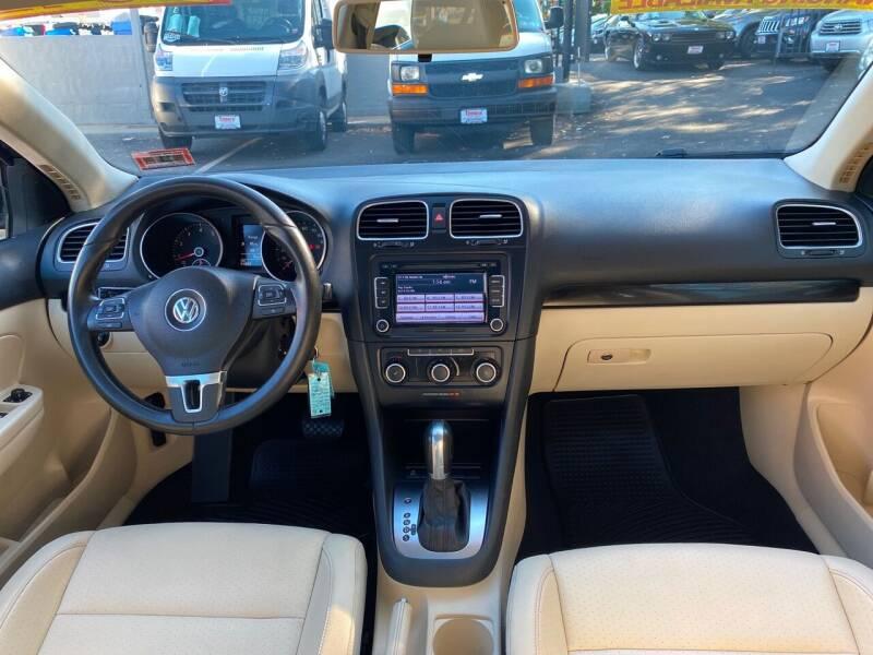 2012 Volkswagen Jetta SportWagen SE PZEV 4dr Wagon w/ Sunroof - Elizabeth NJ