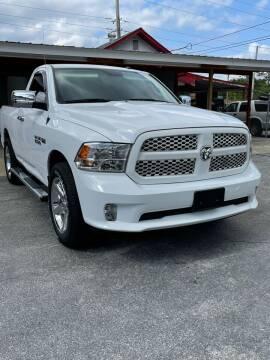 2017 RAM Ram Pickup 1500 for sale at D. C.  Autos in Huntsville AL