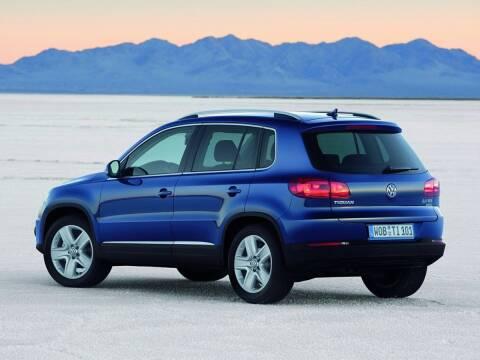 2014 Volkswagen Tiguan for sale at Hi-Lo Auto Sales in Frederick MD