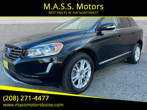 2016 Volvo XC60 for sale at M.A.S.S. Motors in Boise ID
