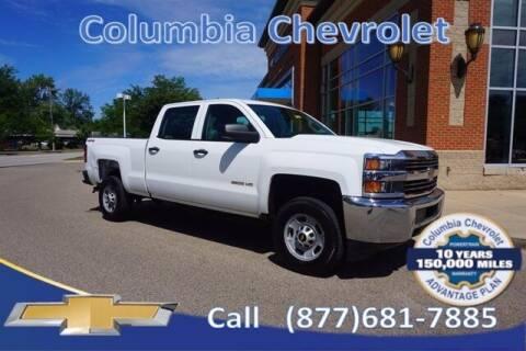 2015 Chevrolet Silverado 2500HD for sale at COLUMBIA CHEVROLET in Cincinnati OH