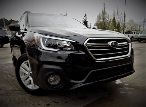 2018 Subaru Outback for sale at A1 Group Inc in Portland OR