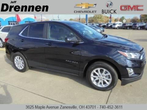 2021 Chevrolet Equinox for sale at Jeff Drennen GM Superstore in Zanesville OH