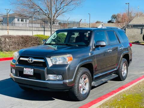 2010 Toyota 4Runner for sale at United Star Motors in Sacramento CA