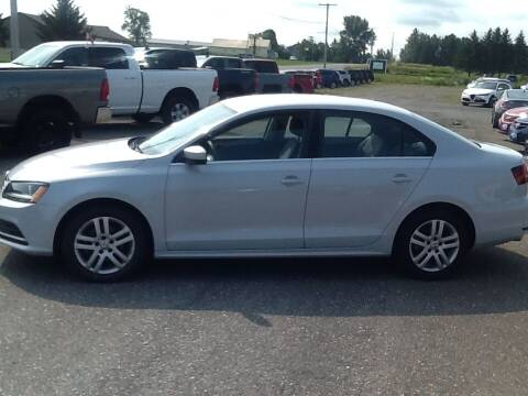 2017 Volkswagen Jetta for sale at Garys Sales & SVC in Caribou ME