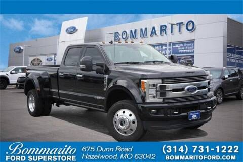 2019 Ford F-450 Super Duty for sale at NICK FARACE AT BOMMARITO FORD in Hazelwood MO