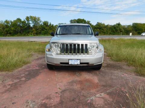 2008 Jeep Liberty for sale at CAR QUEST AUTO SALES in Houston TX
