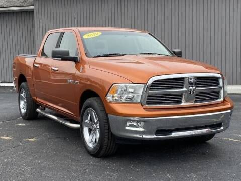 2010 Dodge Ram Pickup 1500 for sale at Bankruptcy Auto Loans Now - powered by Semaj in Brighton MI