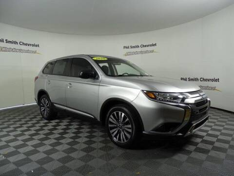 2020 Mitsubishi Outlander for sale at PHIL SMITH AUTOMOTIVE GROUP - PHIL SMITH CHEVROLET in Lauderhill FL