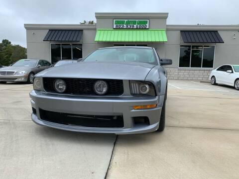 2007 Ford Mustang for sale at Cross Motor Group in Rock Hill SC