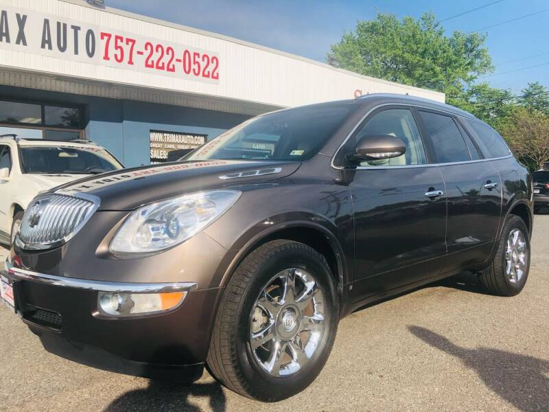 2009 Buick Enclave for sale at Trimax Auto Group in Norfolk VA