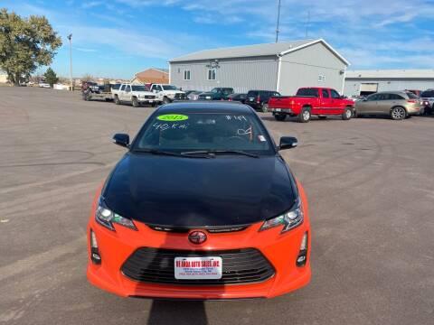 2015 Scion tC for sale at De Anda Auto Sales in South Sioux City NE