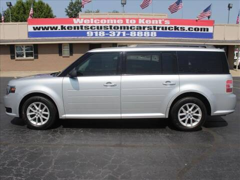2013 Ford Flex for sale at Kents Custom Cars and Trucks in Collinsville OK