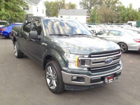 2018 Ford F-150 for sale at EMG AUTO SALES in Avenel NJ