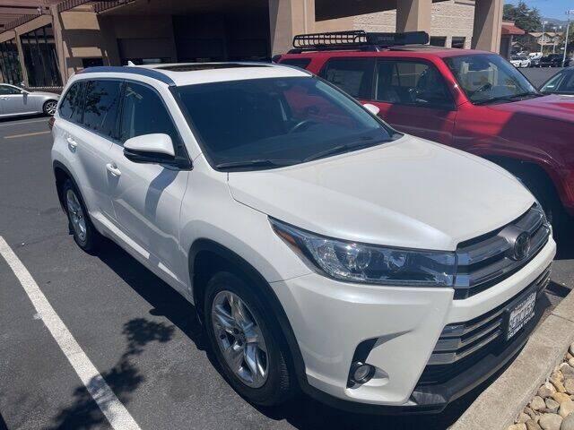 2018 Toyota Highlander for sale in Napa, CA