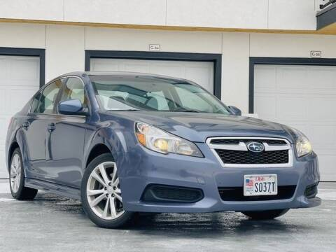 2013 Subaru Legacy for sale at Avanesyan Motors in Orem UT