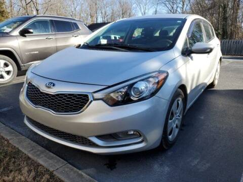 2016 Kia Forte5 for sale at Impex Auto Sales in Greensboro NC