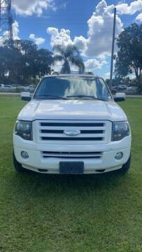 2008 Ford Expedition for sale at AM Auto Sales in Orlando FL